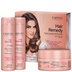 Kit Hair Remedy 700ml -...