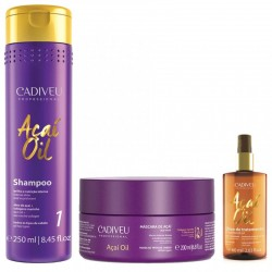 Cadiveu Kit Home Care -...