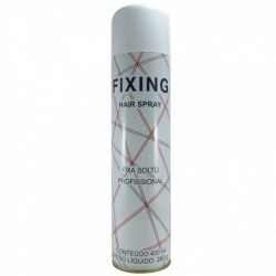 Hair Spray Fixador Fixing...