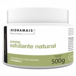 Creme Esfoliante Natural...