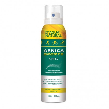 Spray Arnica Sports D Água...