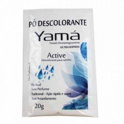Pó Descolorante Yamá Active...