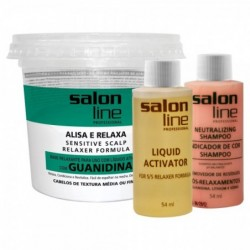 Kit Salon Line Guanidina...