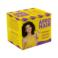 Kit Embelleze Afro Hair...