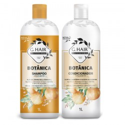 Kit G.Hair Botânica Shampoo...