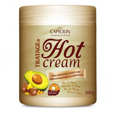 Capicilin Hot Cream Tratage...