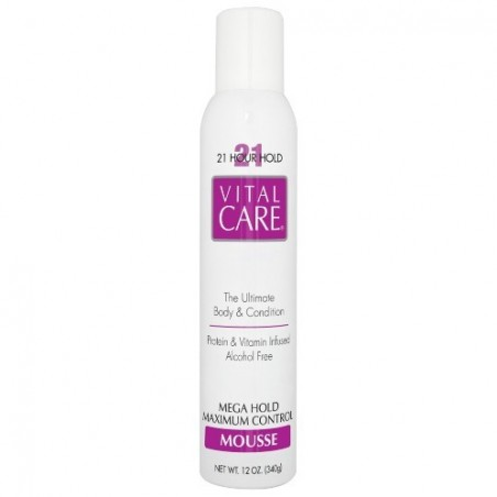 Mousse Vital Care Mega Hold...