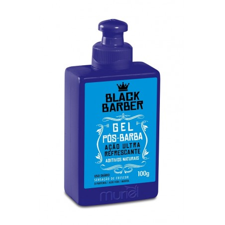 Gel Pós Barba Muriel Black...