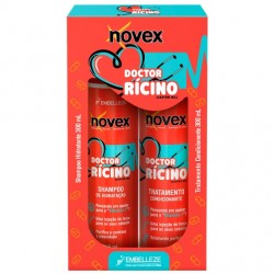 Kit Novex Doctor Rícino...