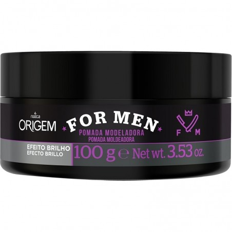 Origem For Men Pomada...