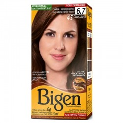 Tintura Bigen 45 Chocolate