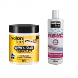 Kit Alisante Salon Line...