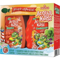 Kit Acqua Kids Shampoo e...