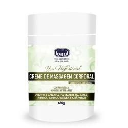 Creme de Massagem Ideal Com...